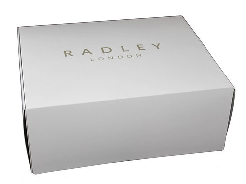 Radley Limited Edition Gift Boxes wrap tissue present 4 sizes