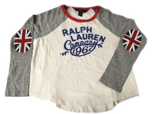 Polo Ralph Lauren Girls Full Sleeve Top