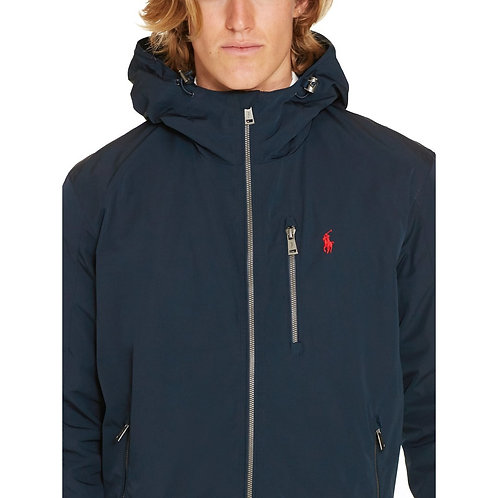 Polo Ralph Lauren Mens Anorak Hooded Jacket Coat Water KW43
