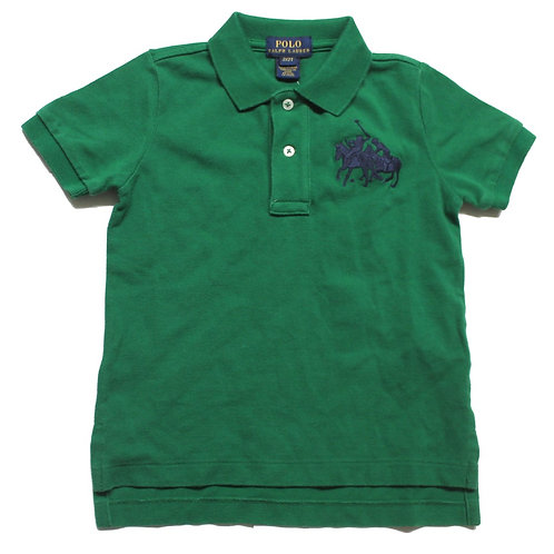 Polo Ralph Lauren Boys short sleeve dual logo Big Pony top PH8