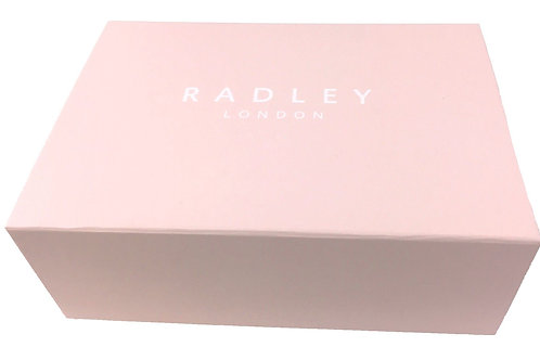 Radley Limited Edition Gift Box Pink Xmas Present Birthday