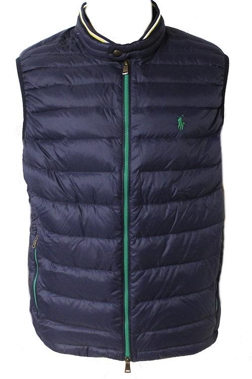 Polo Ralph Lauren Down Gilet Waistcoat Jacket Navy Mens KW54