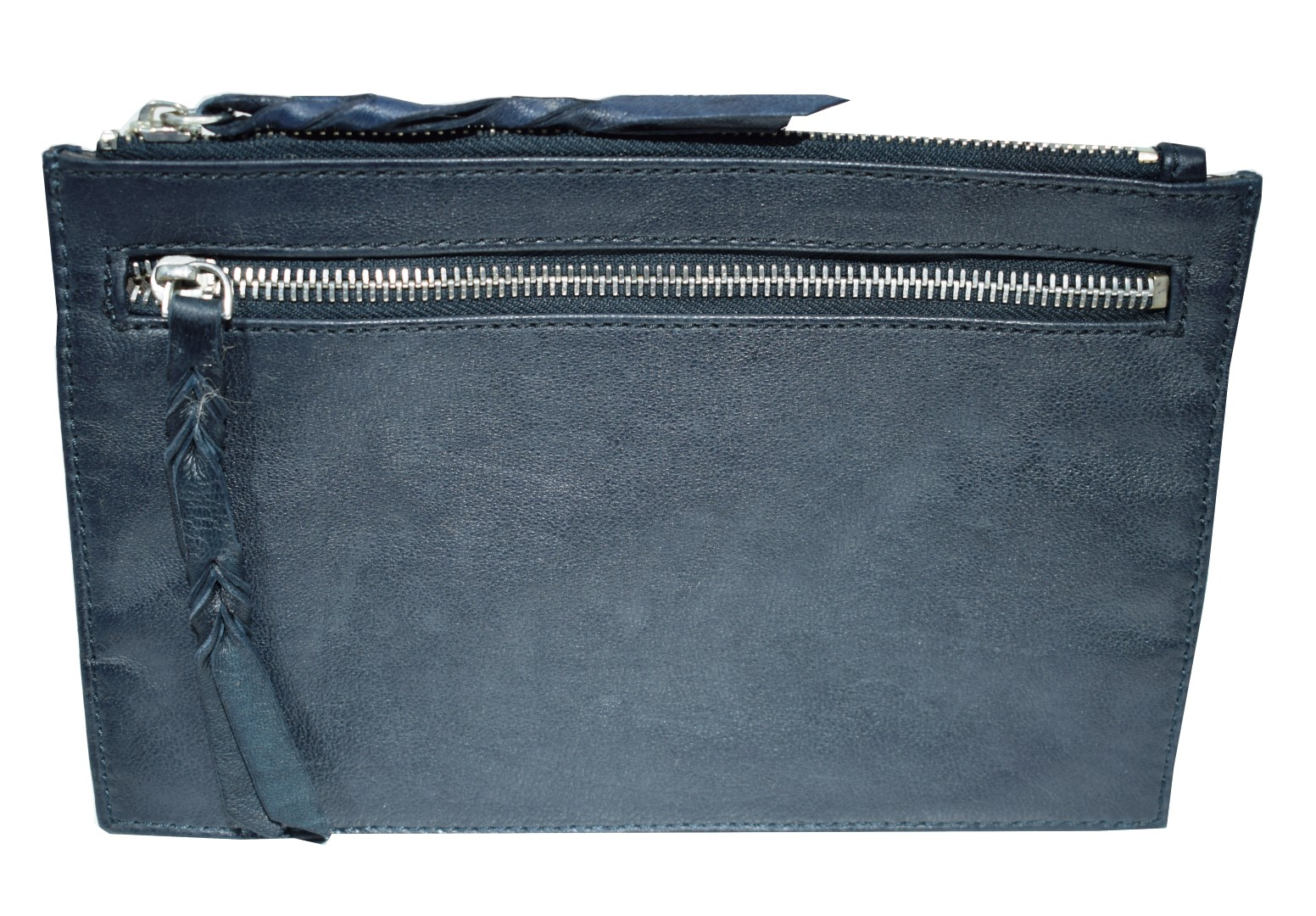 Twin Zip Purse - Rrp £59