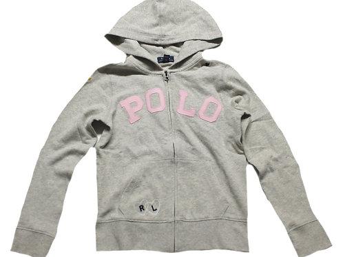 Polo Ralph Lauren Girls Kids Hoodie Hooded Jumper MU53