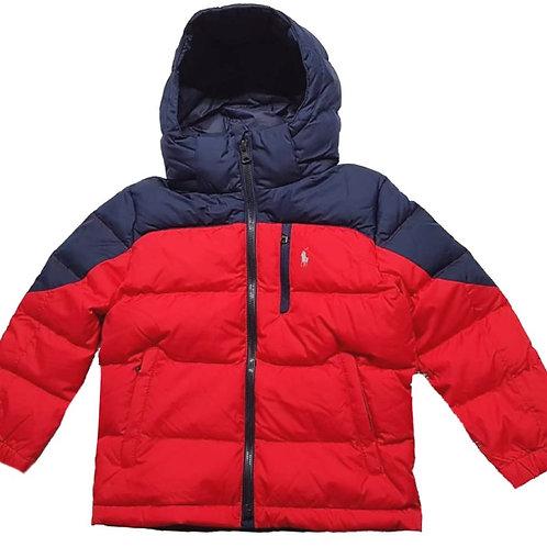 Polo Ralph Lauren Kids Childrens Down Jacket Hooded MU84