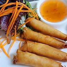 Shrimp rolls (4)
