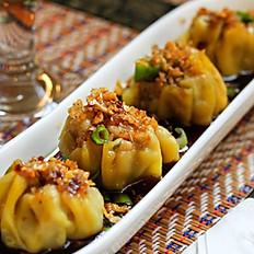 Steam dumplings (4)