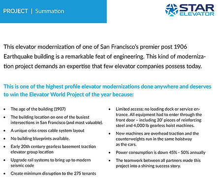 project-star-elevator