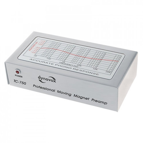 TC-750 Profi Phonovorverstärker