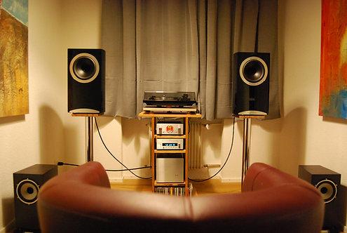Klangoptimierung bei dir Zuhause