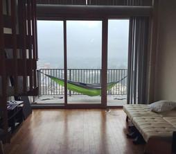 hotel room hammock.jpeg