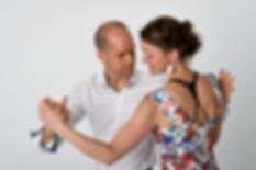Cours de tango - Niveau initié (rôles croisés)