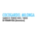 CocoGardel: Milonga / DJ Yohann Real (Annemasse)