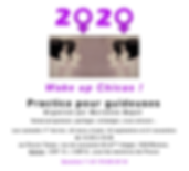 2020 - Wake UP chicas !  - Practica pour guideuses.