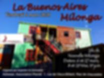 La Buenos Aires Milonga