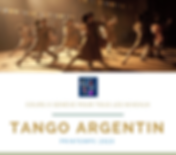 Tango Argentin - Cours tous niveaux avec Rachele & Stefano