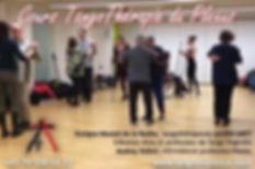 Cours de Tango Thérapie du Plexus au Fleuve