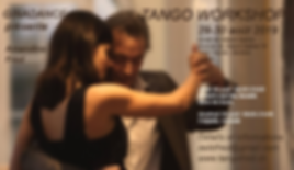 Tango Workshop GinaDance avec Fred & Amandine (1/2)