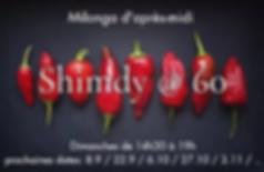 Milonga Shimdy au Fleuve