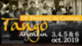 14ème Festival de Tango de Colmar (J 1/4)