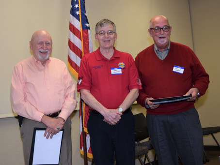 Two Named Veteran of the Year by Cumming Chapter 1030 of the Vietnam Veterans of America