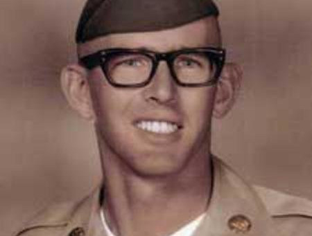 How PFC Burgess died, and how he was honored