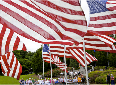 2019 Memorial Day Ceremony to be Held Friday, May 24
