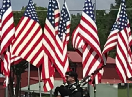 Avenue of Flags Dedication 2019
