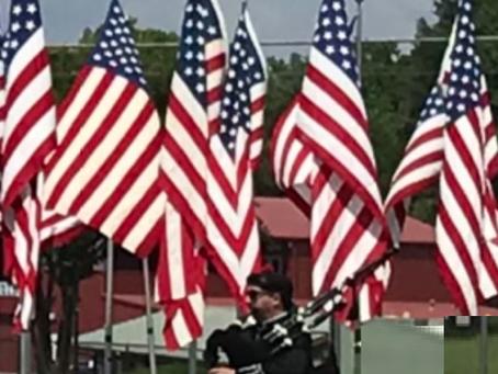 Avenue of Flags Dedication 2019