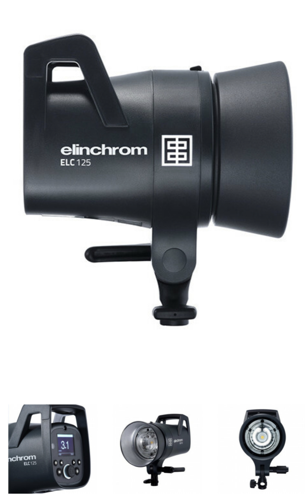 1 Flash Elinchrom ELC 125