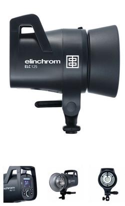 1 Flash Elinchrom ELC 125