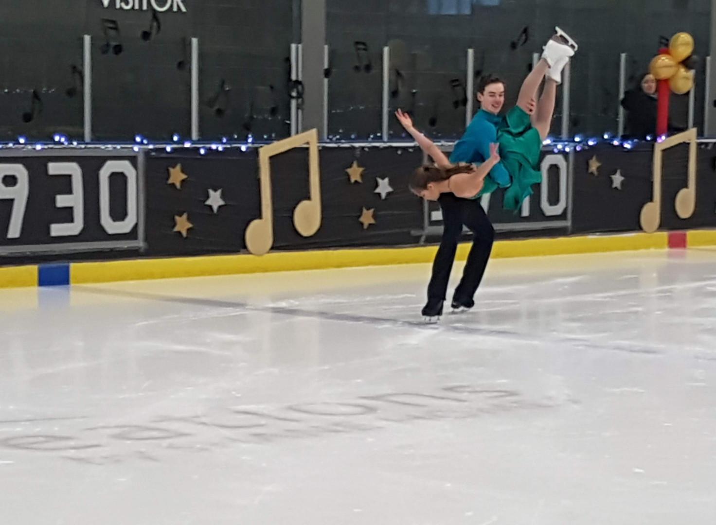Guest Skater - Kobi & Savanna