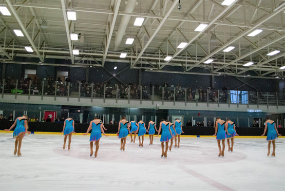Guest Skaters - Solstice Synchro