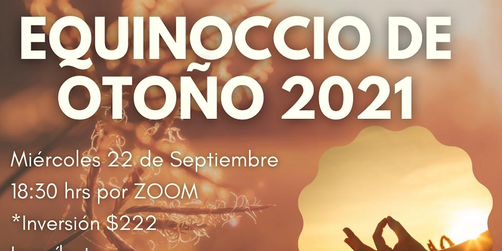 MEDITACIÓN: Equinoccio de Otoño 2021