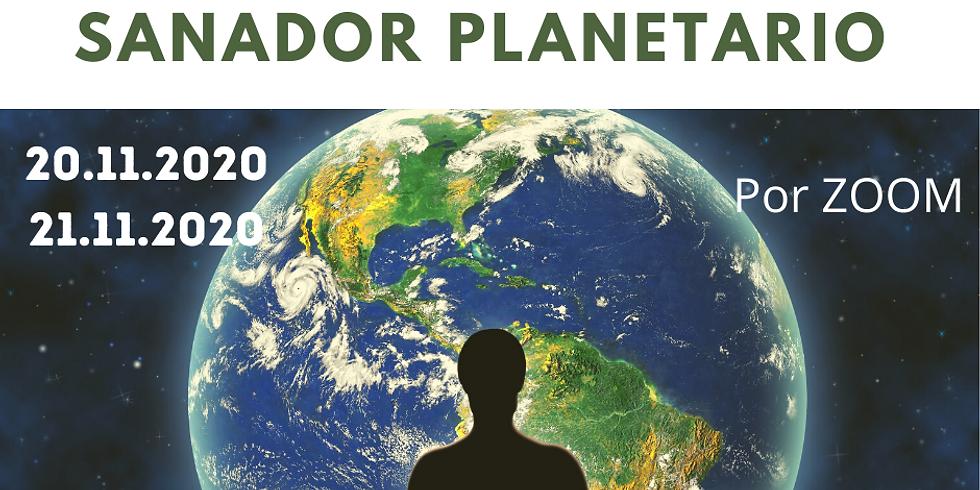 Workshop: Sanador Planetario