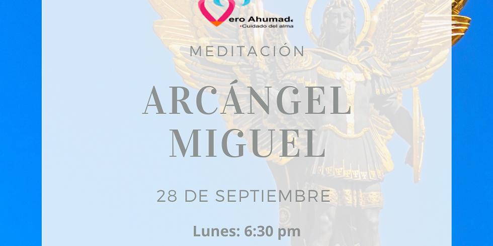 Meditación del Arcángel Miguel