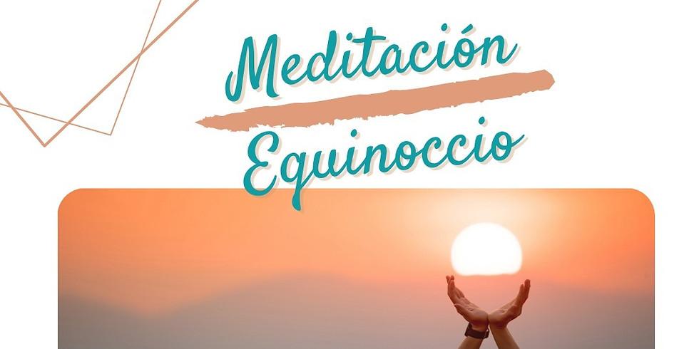 Meditación de Equinoccio