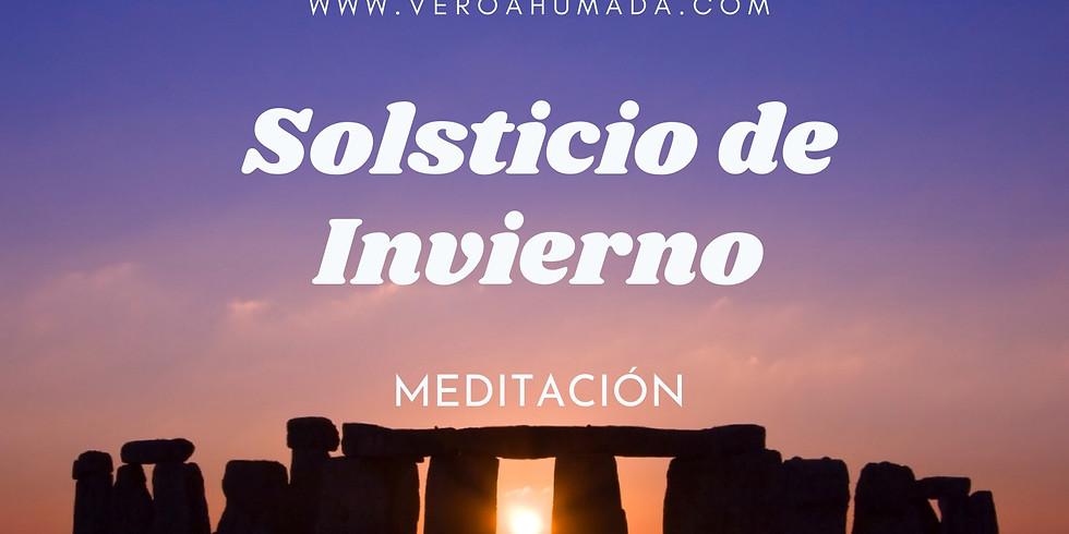 Meditación: Solsticio de Invierno
