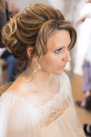 Emma, Bridesmaid Megan's Wedding