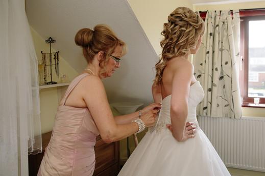 kate and Ian Wedding