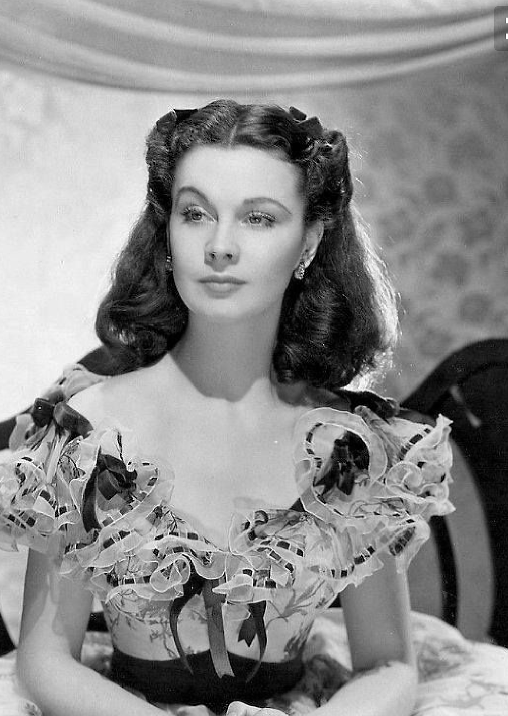 The beautiful Vivien Leigh