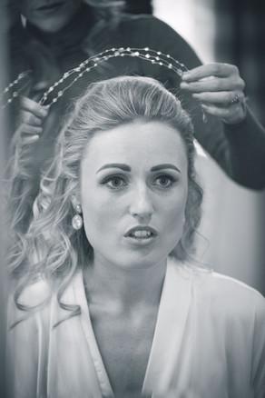 Bride Megan