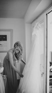 Victoria, Bridesmaid Lisa's Wedding