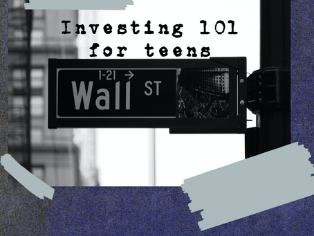 The Wall Street Teen