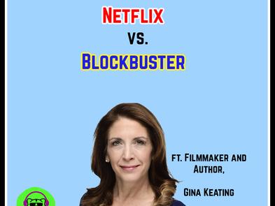 Innovation: Netflix vs. Blockbuster ft. Gina Keating