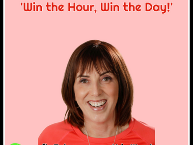 Productivity: 'Win the Hour, Win the Day' ft. Entrepreneur, Kris Ward