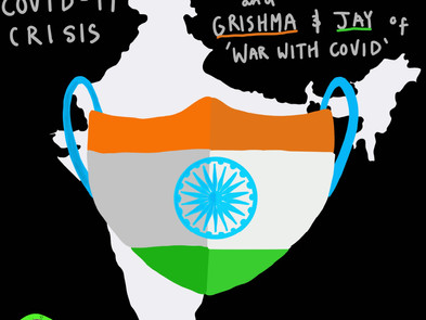 India's COVID-19 Crisis ft. Dr. Asima Banu and Grishma & Jay of 'War With Covid'