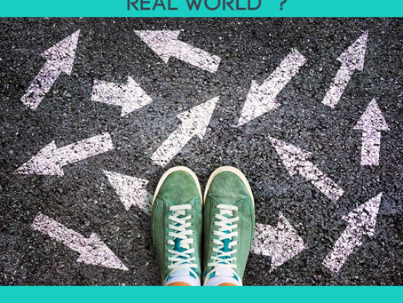 "Are We Prepared For the ""Real World""?"
