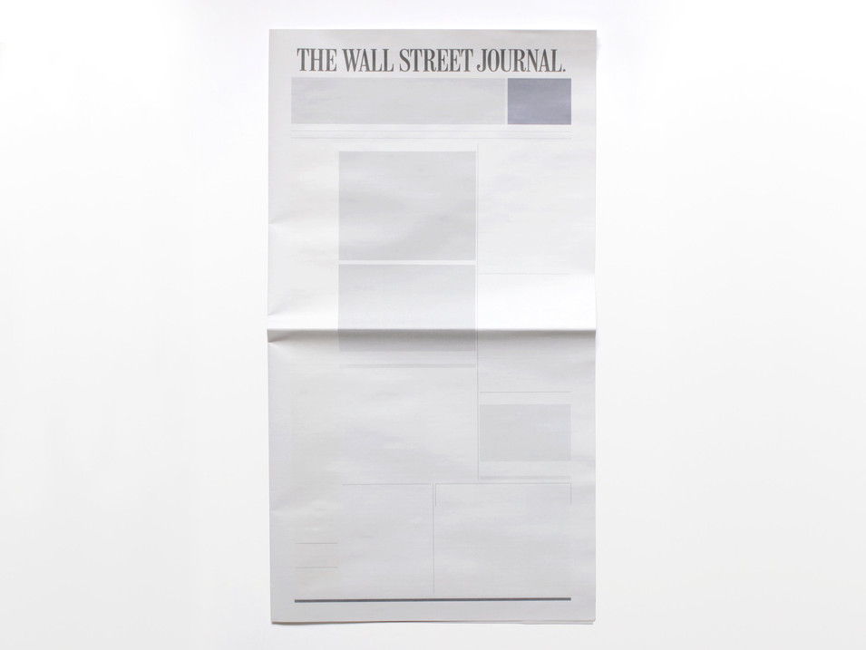 NOTHING IN THE WALL STREET JOURNAL