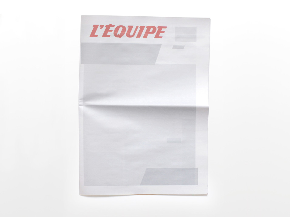 NOTHING IN L'EQUIPE